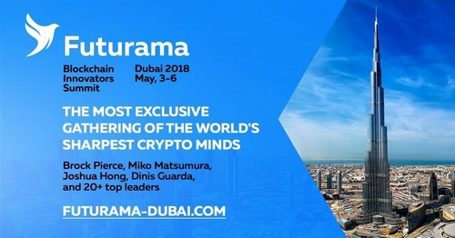futureama blockchain investors summit