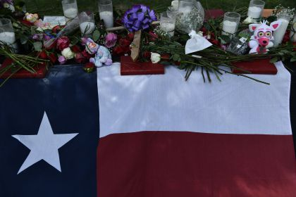 gettyimages 960109360 A Lot Of Gunfire Exchanged Between Texas Shooting Suspect & Police
