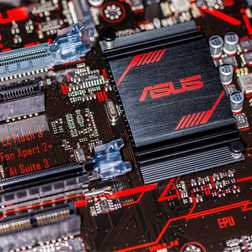 Bitcoin in Brief Thursday: Asus Creates 20 GPU Mining Motherboard