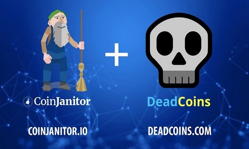 CoinJanitor And Deadcoins.com Join Forces