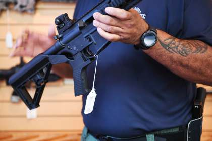gettyimages 858362594 Group Plans Challenge To Boulder Assault Weapons Ban