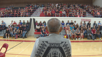 strasburg pow wow tm 01 concatenated 121057 frame 64255 High School Keeps Mascot, Collaborates With Native American Tribe