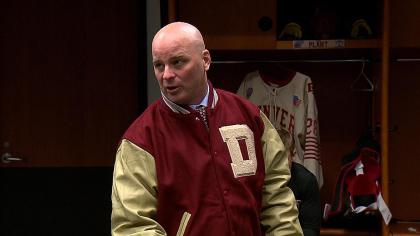 251 Jim Montgomery To Leave DU Hockey, Coach Dallas Stars