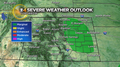 kcnc master Latest Forecast: More Severe Storms Possible