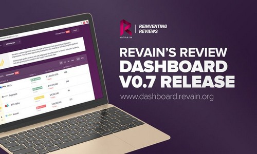 revain dashboard