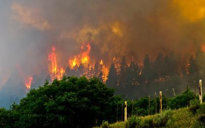 416 Fire Grows In Southern Colorado; Evacuation Orders Still In Place