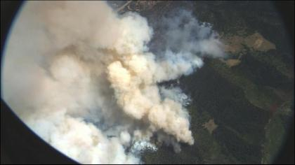 416 fire 1 usfs san juan fb 416 Fire Grows In Southern Colorado; Evacuation Orders Still In Place
