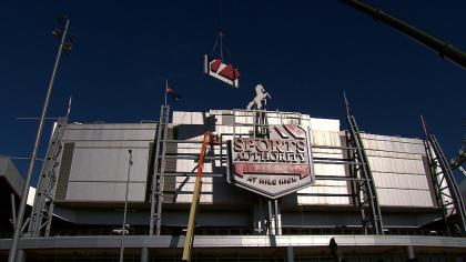 stadium 1 Broncos Stadium At Mile High Approved During Search For Naming Rights Partner