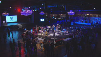 fighting cancer 10pkg frame 349 Group Takes Cancer Fight To The Ring Literally