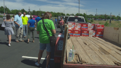 builders essentials drive frame 305 HomeAid Colorado Collects Baby Supplies