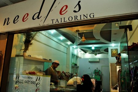 In a conservative corner of Pakistan, tailors break tradition for their female clients