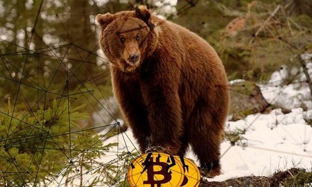 coinrail exchange hack bitcoin bear market