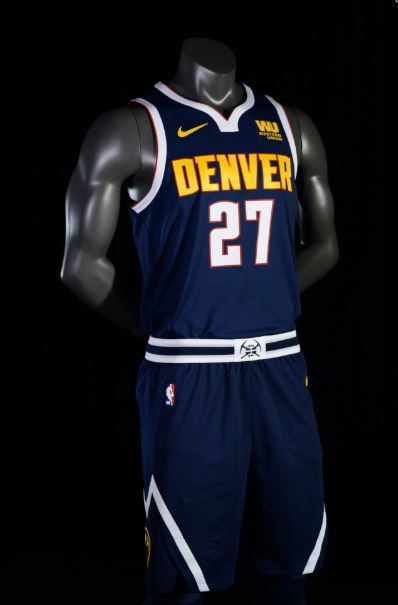 nuggets2 Nuggets Reveal Bold Colors, New Logo For Uniforms