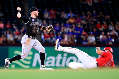 gettyimages 975916760 Rockies Story Plays At Stadium 15 Minutes From Childhood Home