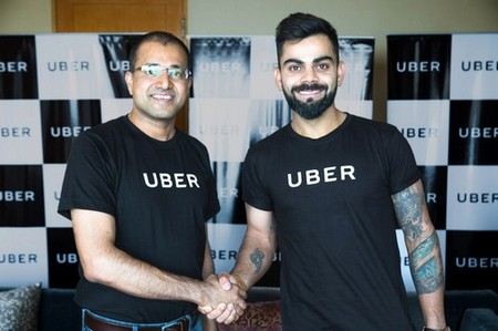 Uber hires a cricket superstar to show India it's not going anywhere