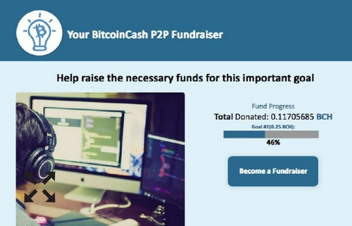 Akari Launches BCH-Powered Micro-Site Builder for Crowdfunding