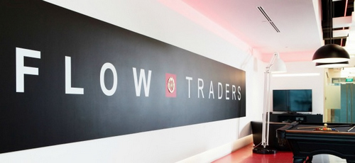 Europe's Top Speed Trading Firm Flow Traders Joins the Crypto-Economy