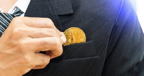 bitcoin cryptocurrency fund wall street