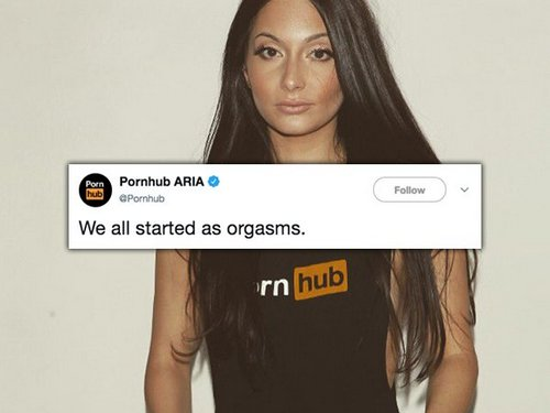 pornhubs witty tweets are riding on top 30 photos 6 Pornhubs raunchy tweets are riding on top (30 Photos)