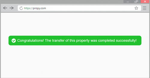 PR: Propy – This California Property Was Sold On The Blockchain Without Using Banks