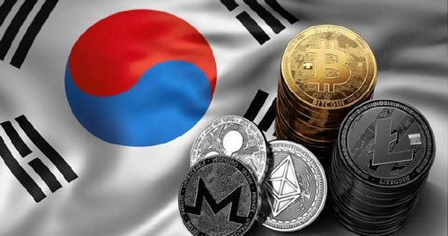 South Korea Upbit bitcoin altcoins