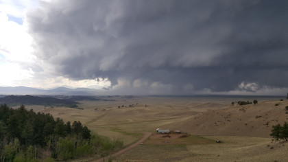 hartsel tornado 2 credit judy cavagnetto Strong Storms Cause Slew Of Problems For Colorado Communities
