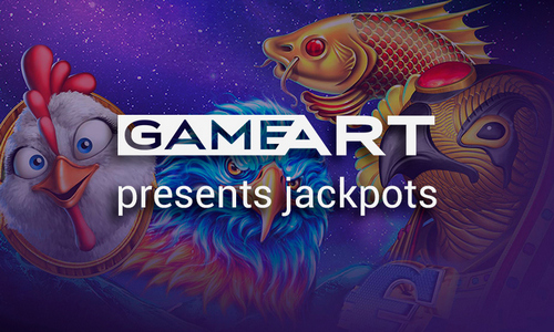 GameArt Introduces Jackpot Games