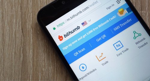 Hacked Crypto Exchange Bithumb Made $35 Million Profit in First Half 2018