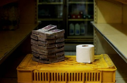 Hyperinflating Venezuela Bolivar Re-Denomination Gets Smartphone App