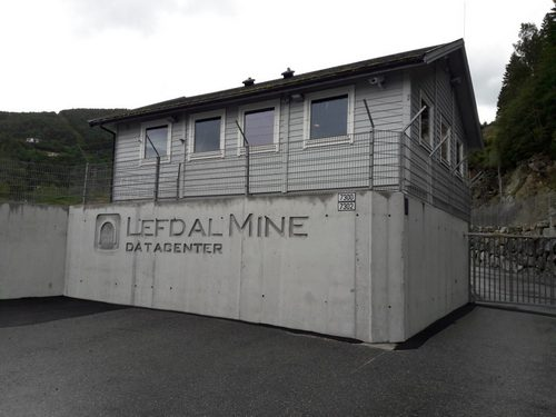 A Former Mine in Norway is Providing a Sustainable Alternative for Bitcoin