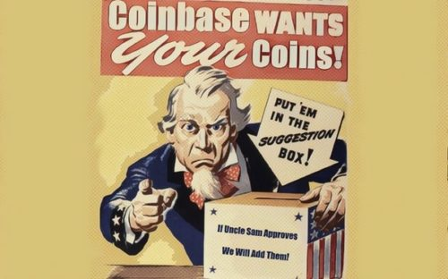 Coinbase Looking to 'Rapidly Add' New Assets, Opens Applications