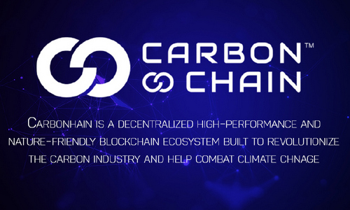 Is Carbon Trading a Thing? – Introducing CarbonChain, Rewarding Carbon Emission Reduction With Tokens