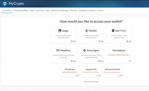 MyCrypto Raises $4 Million Led By PolyChain Capital to Build a More Intuitive Interface for Cryptocurrency Users