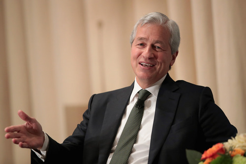 JP Morgan's Jamie Dimon Does 'Not Give a Sh*t' About Bitcoin (BTC)