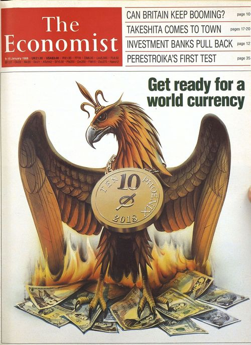 Will Satoshi Nakamoto Tweet Today,? Some Believe a Prediction From 1988 Says So