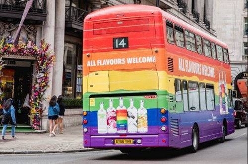 Absolut, Virgin Trains, Brighton Gin: all the brand activity for Pride