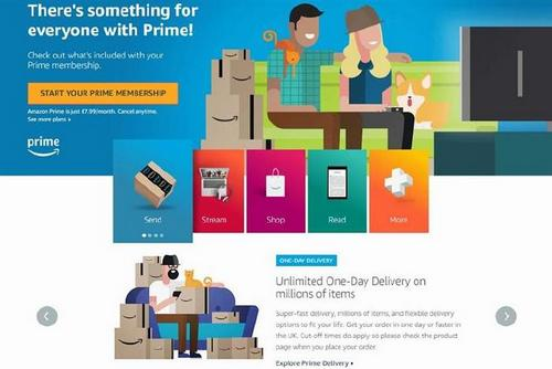 Amazon banned from advertising 'Unlimited one-day delivery' with Prime