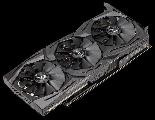 ASUS Announces Its NVIDIA RTX 2070 Graphics Card Lineup
