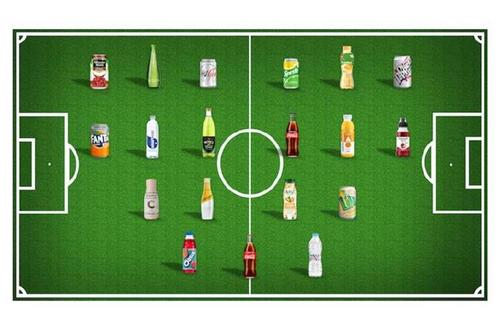 Coke's multitude of brands to feature in Premier League activations