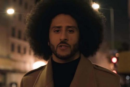 Colin Kaepernick hails the crazy dreamers in video ad for Nike