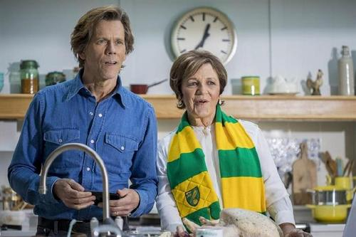 Delia Smith joins Kevin Bacon in latest EE campaign