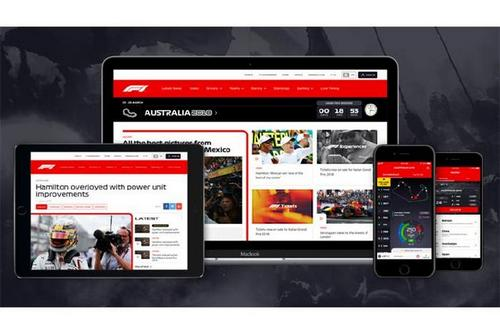 Digitas creates 'experience-led' global digital platform for F1
