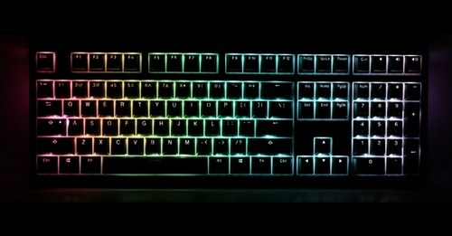 Ducky Shine 6 Keyboard Review