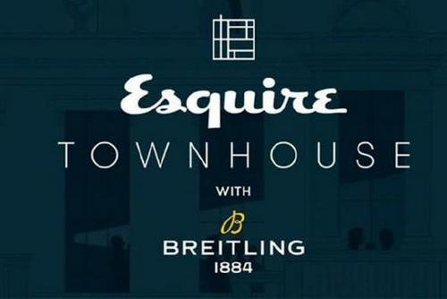 Esquire Townhouse to return with LG and Breitling