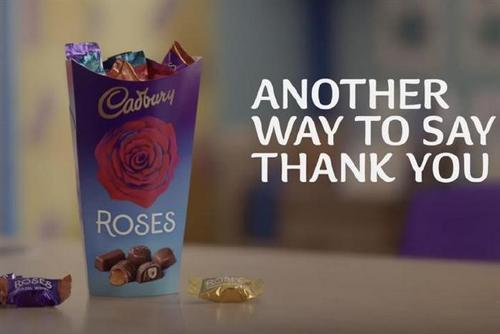How Cadbury is saying 'thank you' with edible flowers