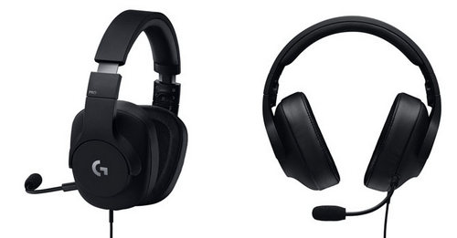 Logitech G Pro Gaming Headset Review
