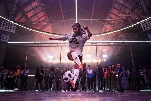 MediaCom scores with Adidas global media-buying win