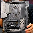 MSI Shows Off A Plethora of Next Gen Z390 Motherboards and Features