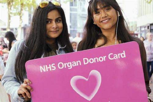 NHS organ donation campaign partners with Global's PopBuzz
