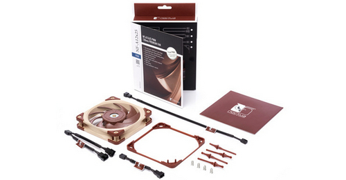 Noctua NF-A12x25 PWM Fan Review
